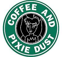 Faith Trust and Caffeine Photographic Print