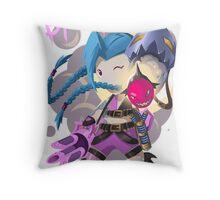 MiniChamps - Jinx Throw Pillow