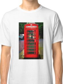 Phone Box Cover red Classic T-Shirt