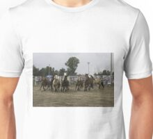 Horses on the run Unisex T-Shirt