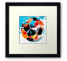 Life Ball Framed Print