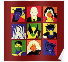 Collectible Characters Poster