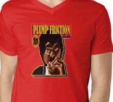 Plump Friction Mens V-Neck T-Shirt