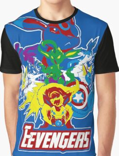 Eevengers Graphic T-Shirt