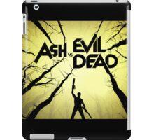 Ash Williams is Back iPad Case/Skin