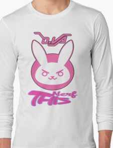 D'Va Nerf This Long Sleeve T-Shirt