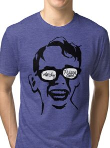 Oiling and Lotioning, Lotioning and Oiling Tri-blend T-Shirt