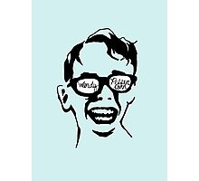 Oiling and Lotioning, Lotioning and Oiling Photographic Print