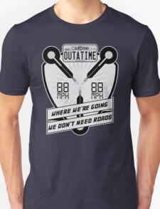 Flux Capacitor Redux Unisex T-Shirt