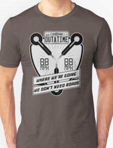 Flux Capacitor Redux T-Shirt