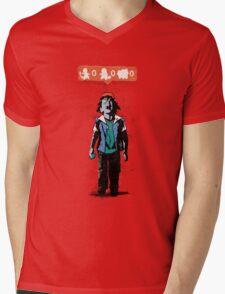 Social Gamer Mens V-Neck T-Shirt