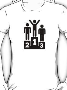 Podium Winner Champion T-Shirt