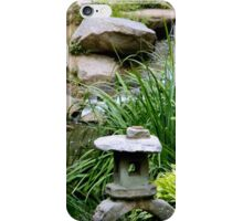 Japanese Garden - Maymont Park iPhone Case/Skin
