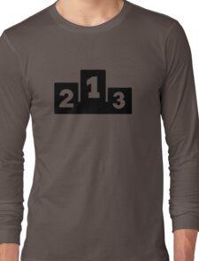 Podium winners Long Sleeve T-Shirt