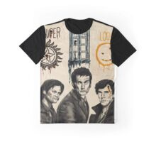 Superwholock Graphic T-Shirt