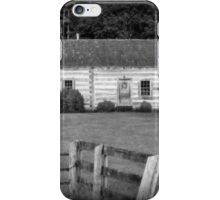 Maintained Yet Alone iPhone Case/Skin