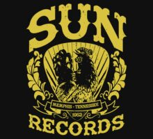 SUN RECORDS 1952 One Piece - Short Sleeve