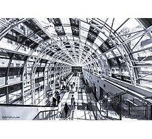Toronto Skywalk Photographic Print