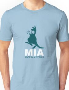MIA - Made in Australia TSHIRT Unisex T-Shirt