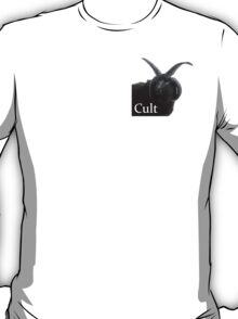 Black Ram Cult  T-Shirt