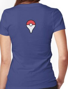 pokemon go plus cute  Womens Fitted T-Shirt