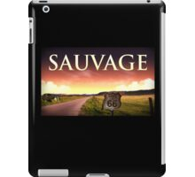 SAUVAGE iPad Case/Skin