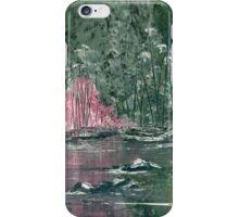 Mud Pond iPhone Case/Skin