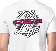 ZILLALIFE: Speed, Skulls & Sluts Unisex T-Shirt