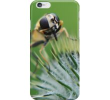 Hoverfly wash time iPhone Case/Skin