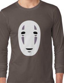 Sans visage - Le voyage de Chihiro Long Sleeve T-Shirt