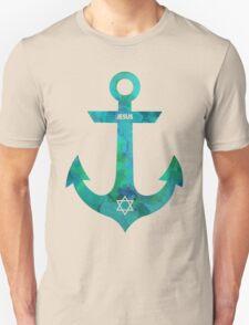 Christian Anchor Unisex T-Shirt