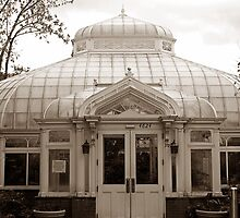 Victorian Conservatory  by Ethna Gillespie