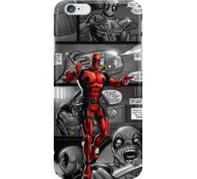 DP Comic iPhone Case/Skin