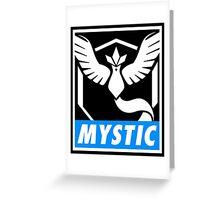 Mystic Bar Greeting Card