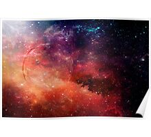 Planetary Soul Violet Poster