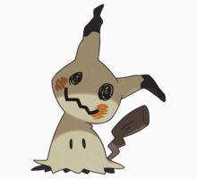 Mimikyu - Pokemon Sun & Moon Baby Tee