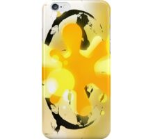 Spitsplat iPhone Case/Skin