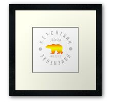 Ketchikan Adventure Framed Print