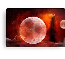 Planetary Soul Aadhya Canvas Print
