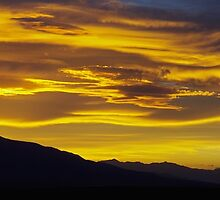 Golden Sunset I by Gary Benson