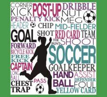 Words of football 578 Baby Tee