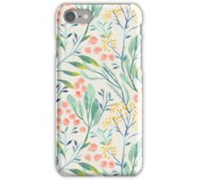 Botanical Garden iPhone Case/Skin