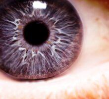 Eye often wonder Sticker