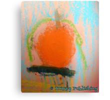 Be My Pumpkin Pie Canvas Print