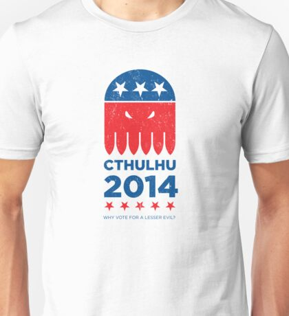 Vintage CTHULHU 2014 Unisex T-Shirt