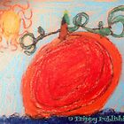 Sunny Pumpkin Patch by Trippy Publishing