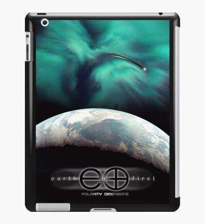 earth first iPad Case/Skin