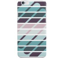Fusion of shapes and color harmony iPhone Case/Skin