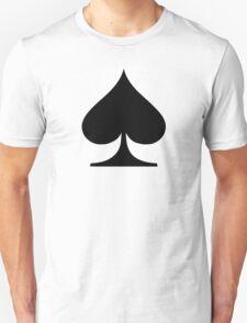 Poker spades T-Shirt