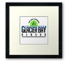 Glacier Bay, Alaska Framed Print